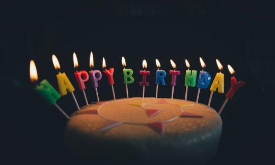 Las ventajas de las fiestas de cumpleaños conjuntas