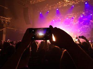 fotos y vídeos en tus fiestas en Madrid